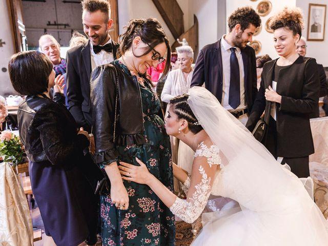 Il matrimonio di Damiano e Caterina a Cascina, Pisa 36