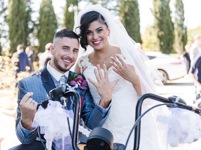 Il matrimonio di Damiano e Caterina a Cascina, Pisa 39