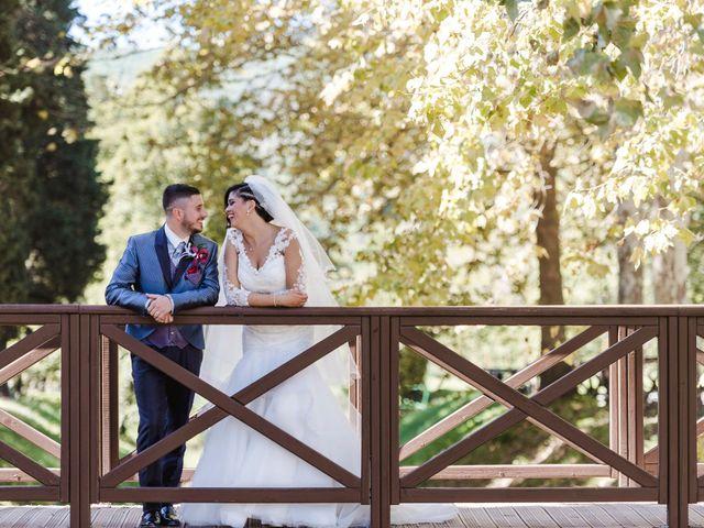 le nozze di Caterina e Damiano