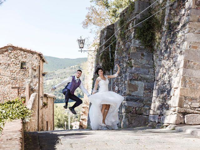 Il matrimonio di Damiano e Caterina a Cascina, Pisa 41