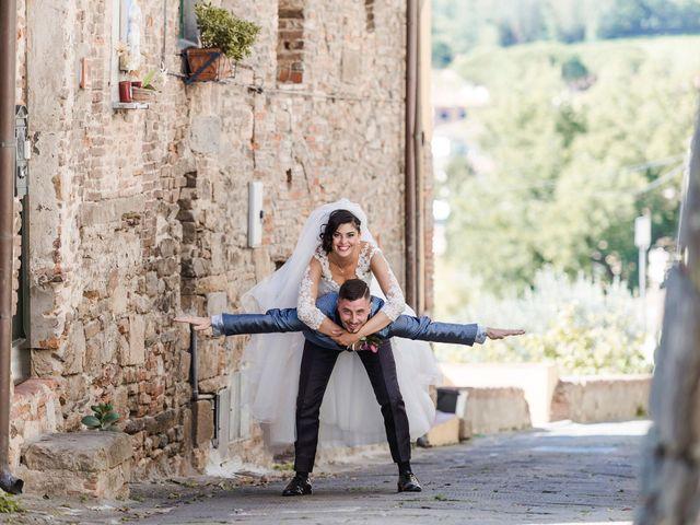 Il matrimonio di Damiano e Caterina a Cascina, Pisa 43