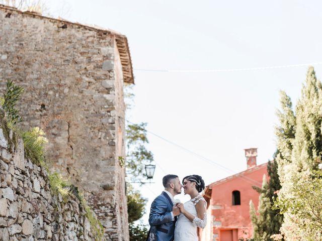 Il matrimonio di Damiano e Caterina a Cascina, Pisa 44