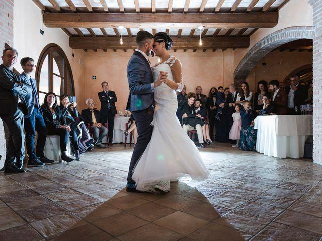 Il matrimonio di Damiano e Caterina a Cascina, Pisa 53