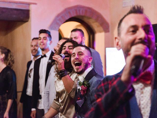 Il matrimonio di Damiano e Caterina a Cascina, Pisa 55