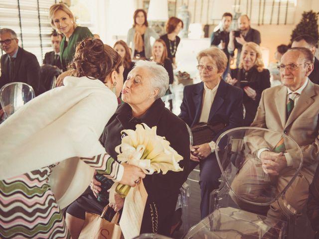 Il matrimonio di Marco e Sara a Viareggio, Lucca 25