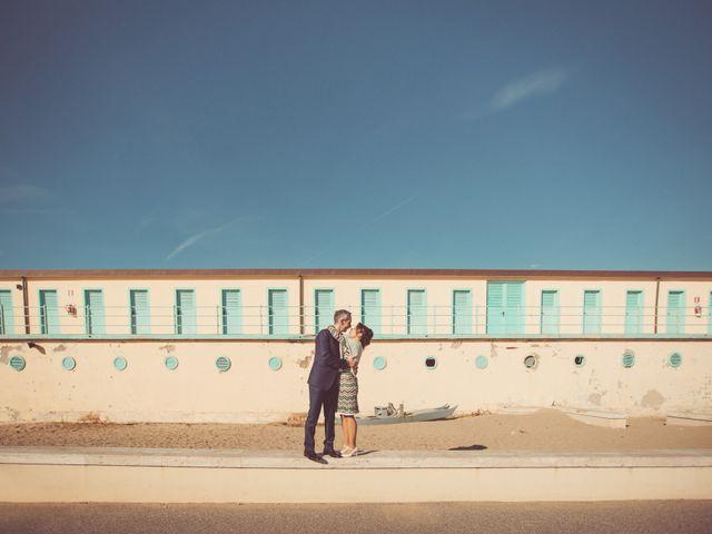 Il matrimonio di Marco e Sara a Viareggio, Lucca 37