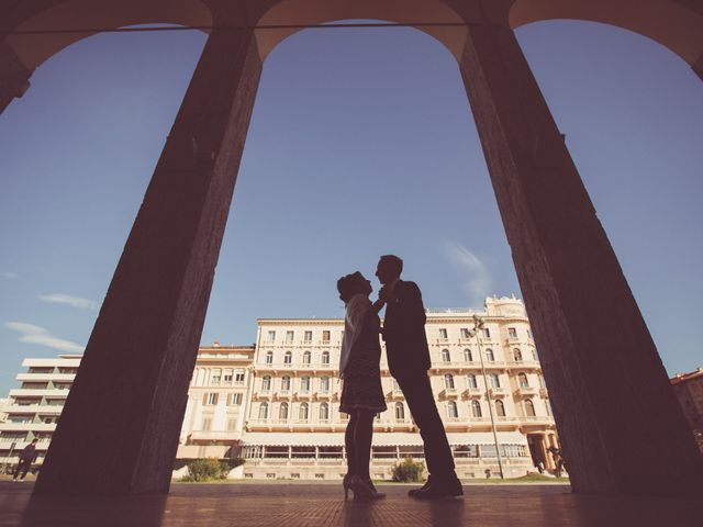 Il matrimonio di Marco e Sara a Viareggio, Lucca 40