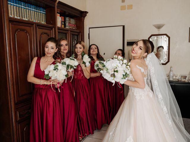 Il matrimonio di Gazmed e Olga a Imola, Bologna 17