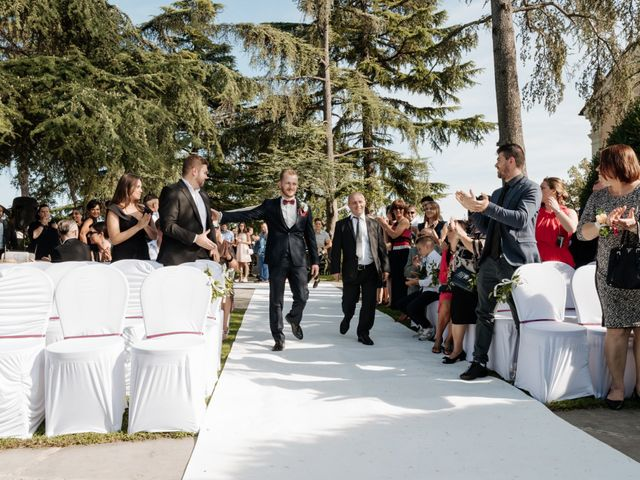 Il matrimonio di Gazmed e Olga a Imola, Bologna 25