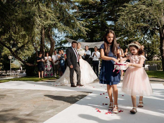 Il matrimonio di Gazmed e Olga a Imola, Bologna 28