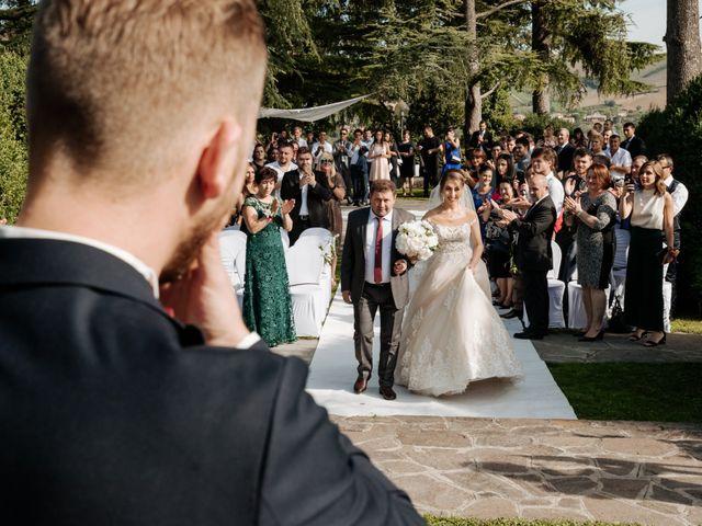 Il matrimonio di Gazmed e Olga a Imola, Bologna 29