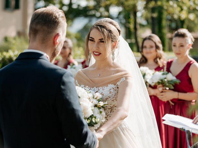 Il matrimonio di Gazmed e Olga a Imola, Bologna 32