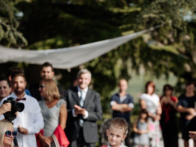 Il matrimonio di Gazmed e Olga a Imola, Bologna 37