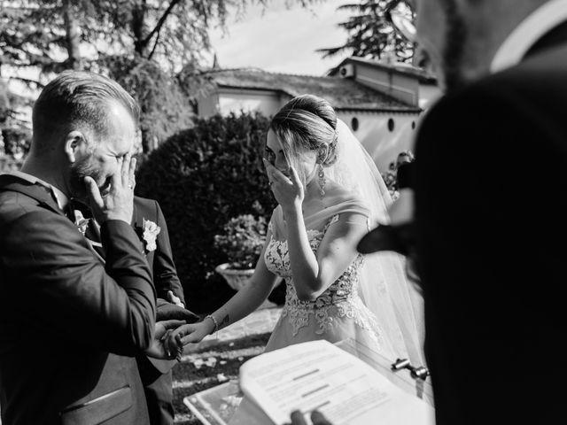 Il matrimonio di Gazmed e Olga a Imola, Bologna 38