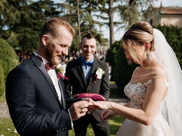 Il matrimonio di Gazmed e Olga a Imola, Bologna 39