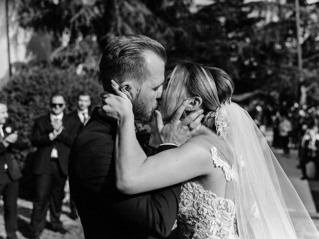 Il matrimonio di Gazmed e Olga a Imola, Bologna 43
