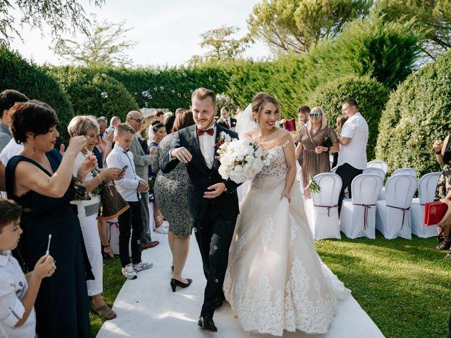 Il matrimonio di Gazmed e Olga a Imola, Bologna 46
