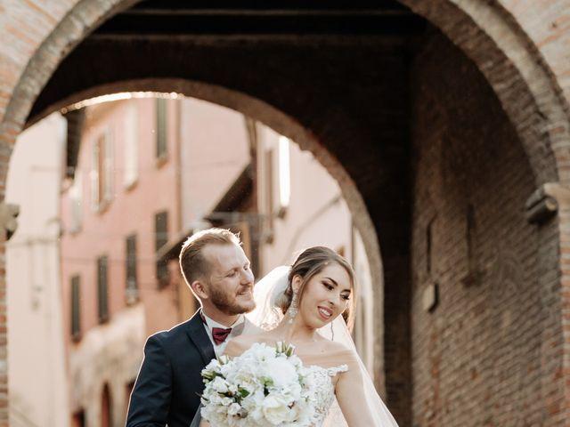 Il matrimonio di Gazmed e Olga a Imola, Bologna 50