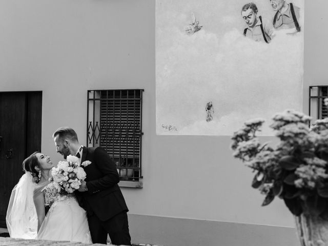 Il matrimonio di Gazmed e Olga a Imola, Bologna 59