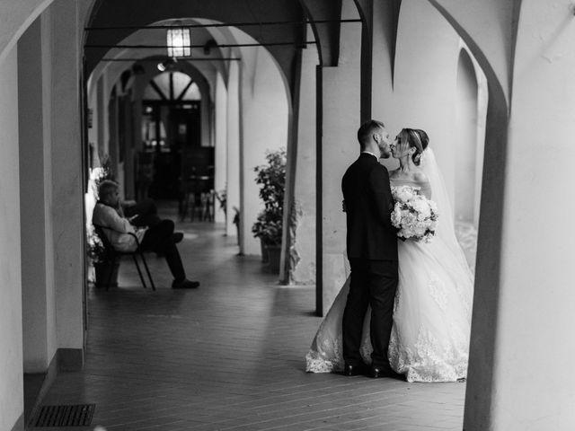 Il matrimonio di Gazmed e Olga a Imola, Bologna 63