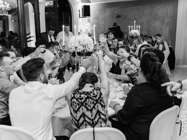 Il matrimonio di Gazmed e Olga a Imola, Bologna 66