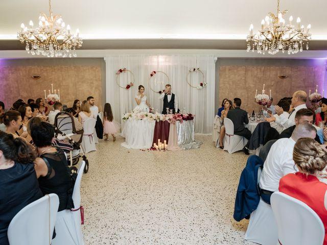 Il matrimonio di Gazmed e Olga a Imola, Bologna 67