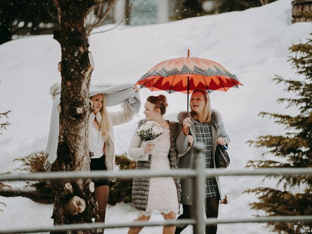 Il matrimonio di Marcel e Carolin a Corvara in Badia- Corvara, Bolzano 11