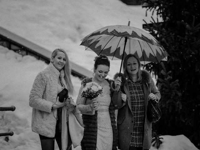Il matrimonio di Marcel e Carolin a Corvara in Badia- Corvara, Bolzano 12