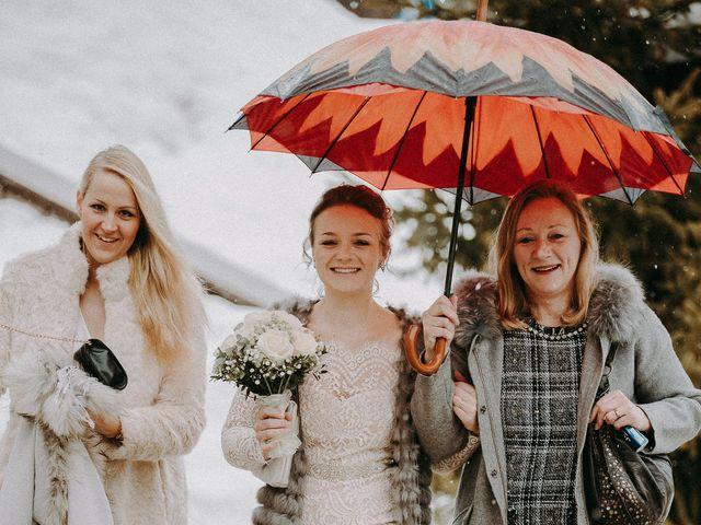 Il matrimonio di Marcel e Carolin a Corvara in Badia- Corvara, Bolzano 13