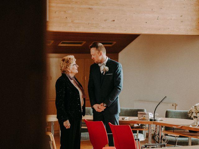 Il matrimonio di Marcel e Carolin a Corvara in Badia- Corvara, Bolzano 18