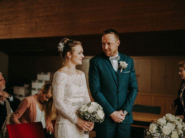Il matrimonio di Marcel e Carolin a Corvara in Badia- Corvara, Bolzano 24