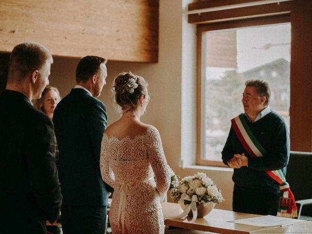 Il matrimonio di Marcel e Carolin a Corvara in Badia- Corvara, Bolzano 25