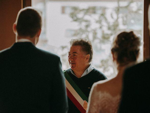 Il matrimonio di Marcel e Carolin a Corvara in Badia- Corvara, Bolzano 27
