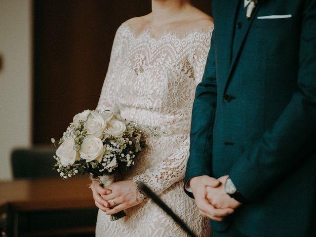Il matrimonio di Marcel e Carolin a Corvara in Badia- Corvara, Bolzano 29