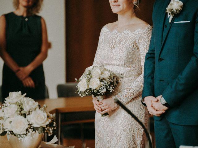 Il matrimonio di Marcel e Carolin a Corvara in Badia- Corvara, Bolzano 30