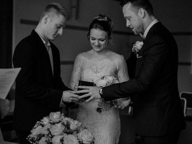 Il matrimonio di Marcel e Carolin a Corvara in Badia- Corvara, Bolzano 38
