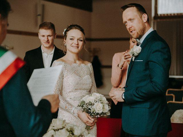 Il matrimonio di Marcel e Carolin a Corvara in Badia- Corvara, Bolzano 39