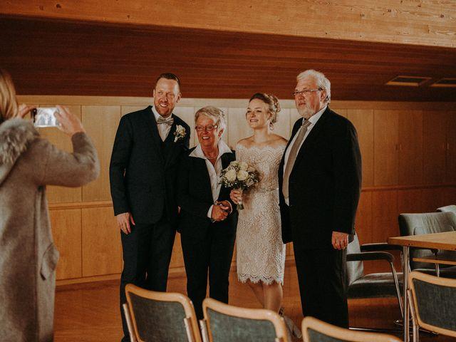 Il matrimonio di Marcel e Carolin a Corvara in Badia- Corvara, Bolzano 61