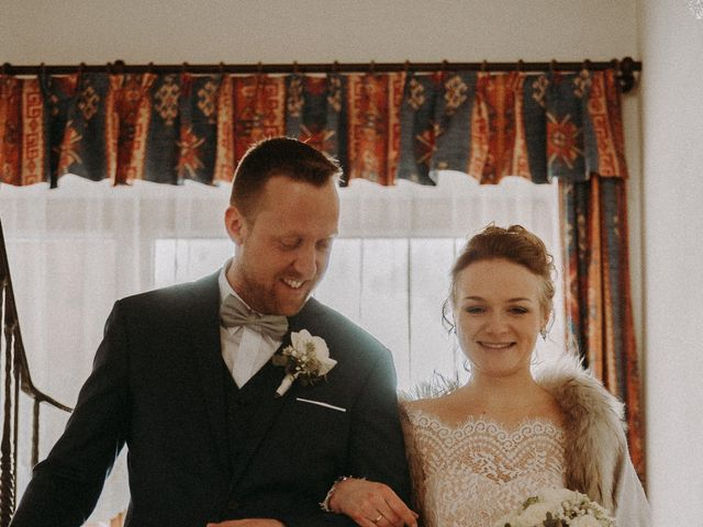Il matrimonio di Marcel e Carolin a Corvara in Badia- Corvara, Bolzano 65