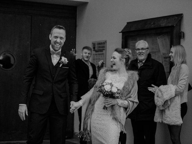 Il matrimonio di Marcel e Carolin a Corvara in Badia- Corvara, Bolzano 71