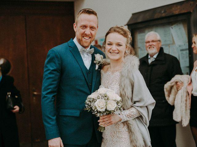 Il matrimonio di Marcel e Carolin a Corvara in Badia- Corvara, Bolzano 73