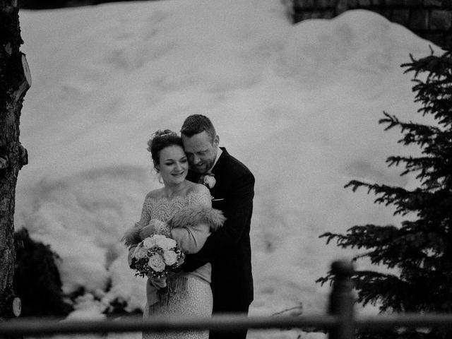 Il matrimonio di Marcel e Carolin a Corvara in Badia- Corvara, Bolzano 74
