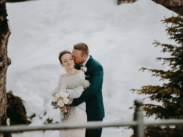 Il matrimonio di Marcel e Carolin a Corvara in Badia- Corvara, Bolzano 75