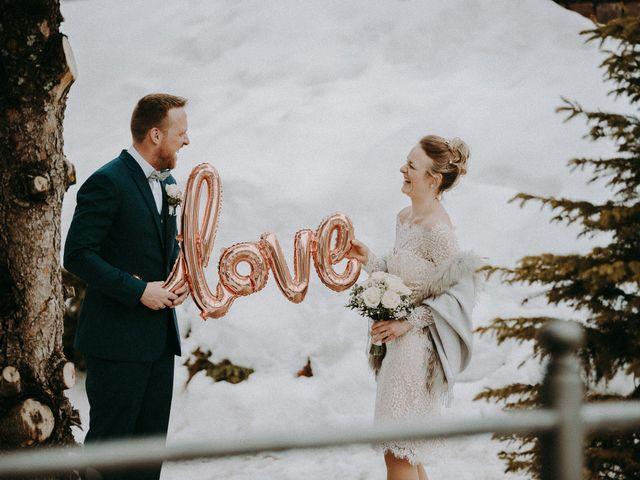 Il matrimonio di Marcel e Carolin a Corvara in Badia- Corvara, Bolzano 81
