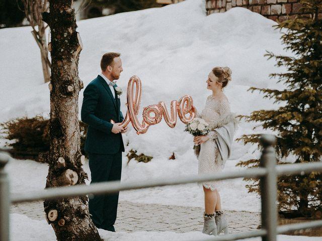 Il matrimonio di Marcel e Carolin a Corvara in Badia- Corvara, Bolzano 83