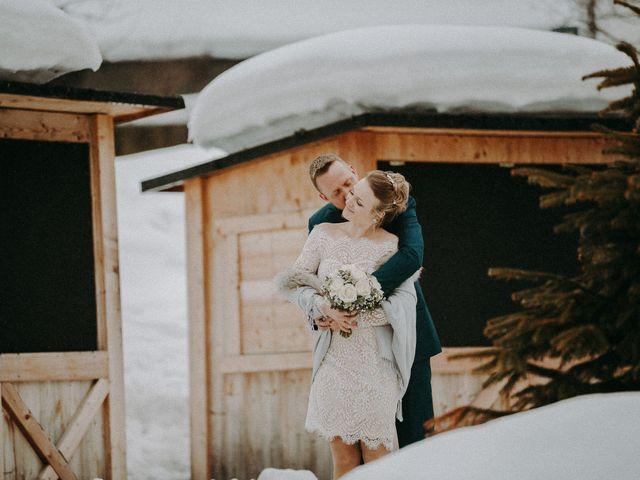 Il matrimonio di Marcel e Carolin a Corvara in Badia- Corvara, Bolzano 88