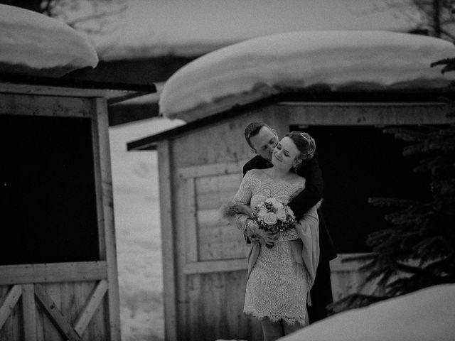 Il matrimonio di Marcel e Carolin a Corvara in Badia- Corvara, Bolzano 89