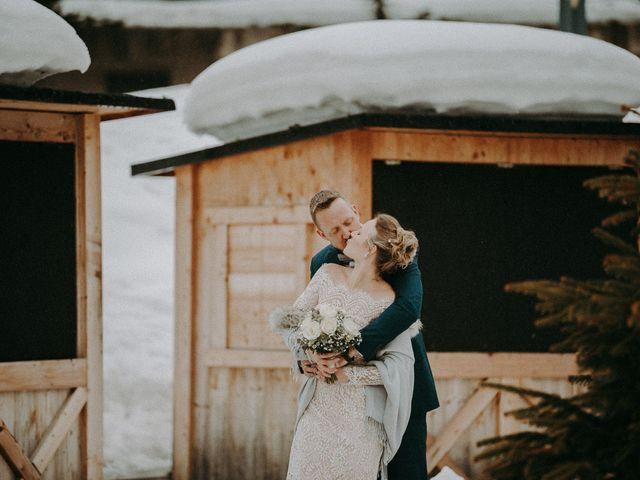 Il matrimonio di Marcel e Carolin a Corvara in Badia- Corvara, Bolzano 90