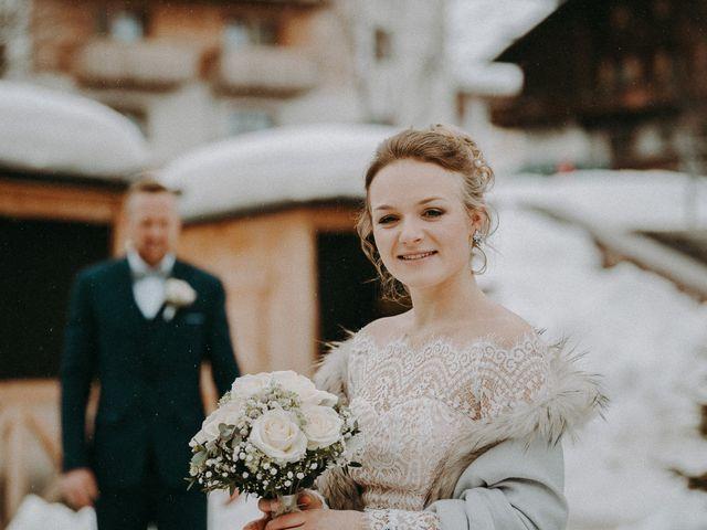 Il matrimonio di Marcel e Carolin a Corvara in Badia- Corvara, Bolzano 91