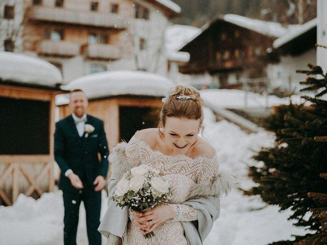 Il matrimonio di Marcel e Carolin a Corvara in Badia- Corvara, Bolzano 93